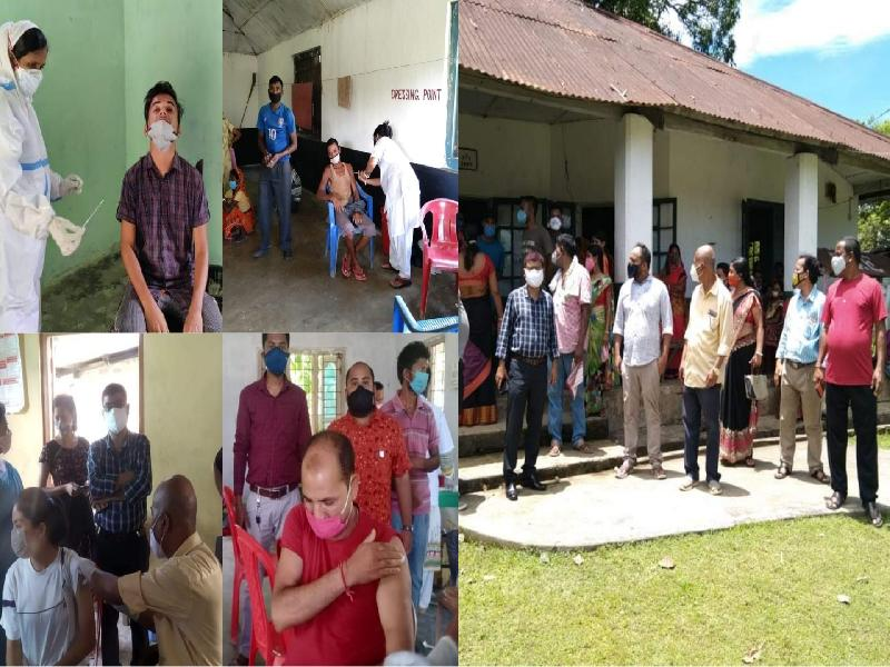 8,784-beneficiaries-inoculated-on-Day-1-of-GP-wise-Vaccination-Drive-in-Cachar
