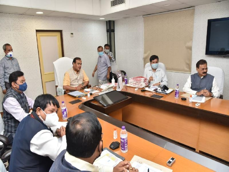 Key-Decisions-in-CM-Himanta's-First-Cabinet-Meeting
